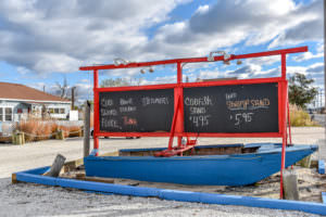 tTe Crab Chack has all your fresh and prepared seafood needs at the Jersey Shore